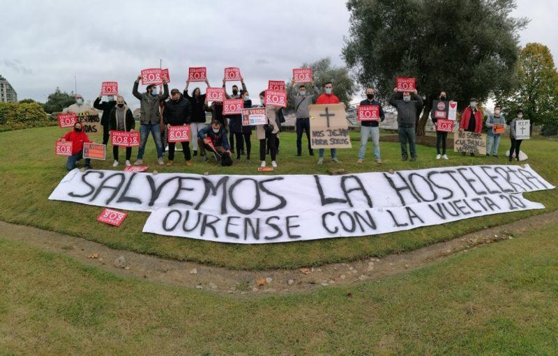 La hostelería está al límite en Ourense