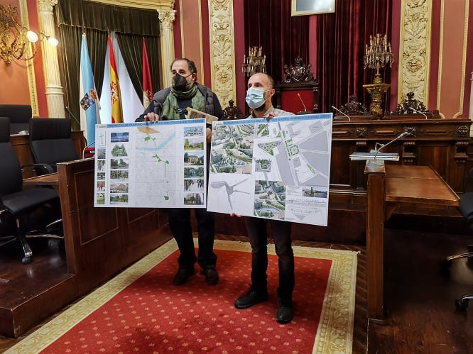 Proyecto para transformar Ourense