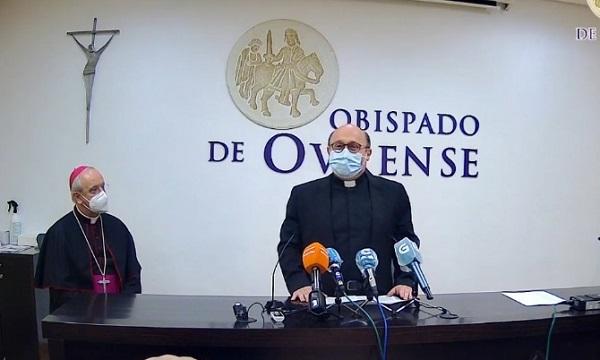 Francisco José Prieto es nombrado Obispo Auxiliar de Santiago