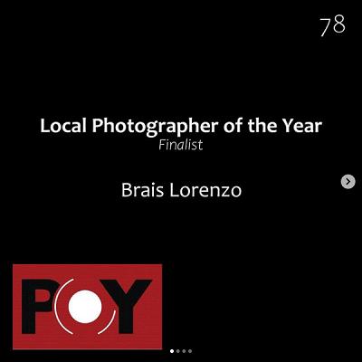 Brais Lorenzo hizo la foto del año