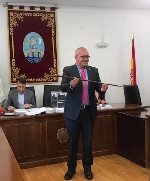 Entrevista a Cesar Fernández, alcalde de Ribadavia