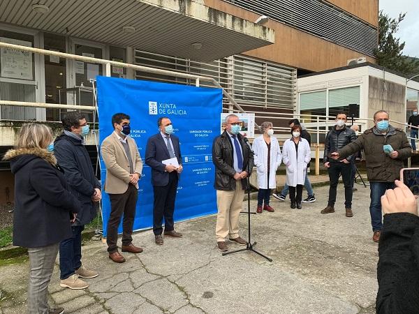 Ribadavia renovará el centro de salud