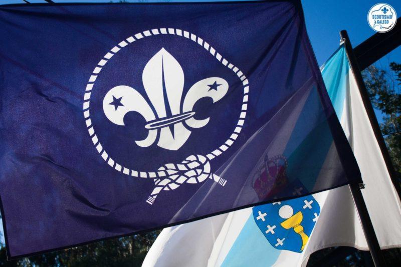 Los scouts celebraron el día del fundador