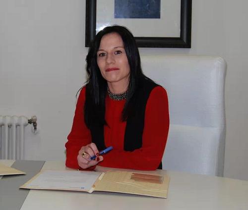 ¿Que é o 8M para Sandra Quintas Vázquez?