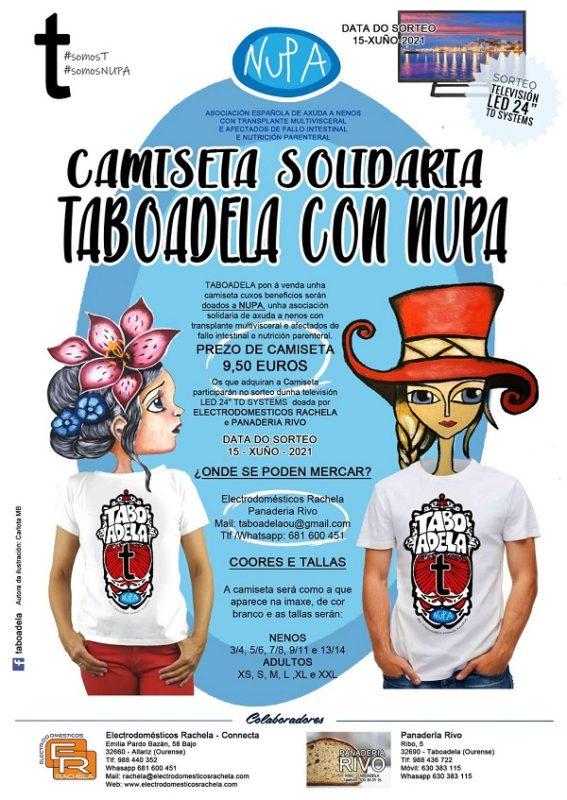 Campaña solidaria de apoyo a Nupa