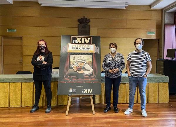 Presentan el cartel de Festival de Curtas de Verín