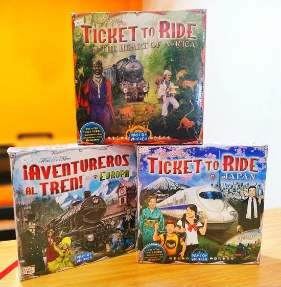juegos para viajar