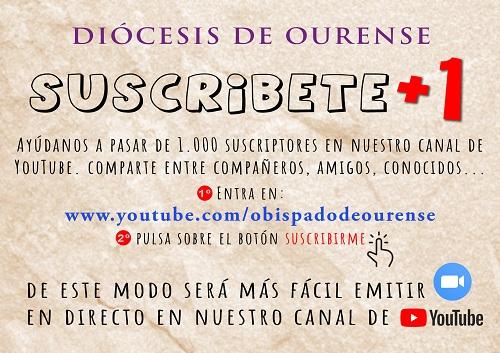 La Diócesis de Ourense necesita tu ayuda