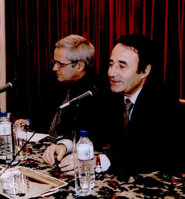 Carlos Casares e o Liceo de Ourense