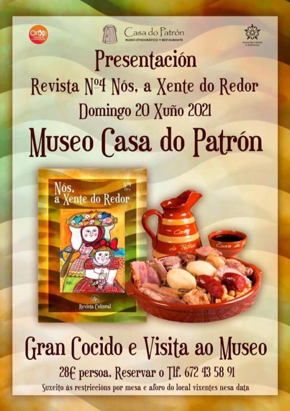Revista nº4 de Nós, a Xente do Redor