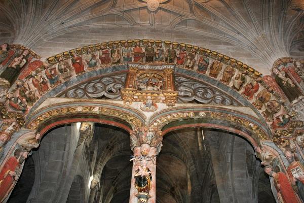 Regresan las visitas a la Catedral de Ourense