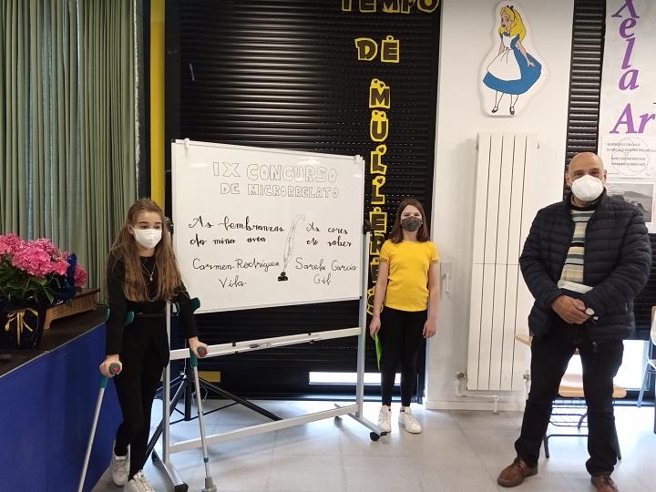 Ourense premia los microrrelatos de los escolares