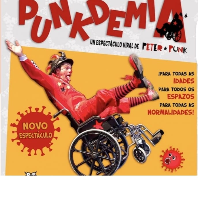Punkdemia se aplaza al 23 de mayo