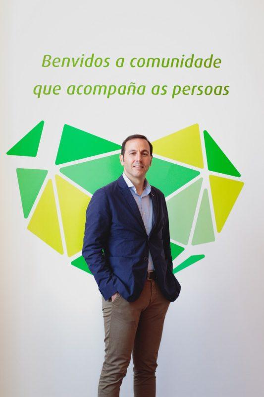 Germán Rodríguez-Sáa es el nuevo presidente de la AECC Ourense