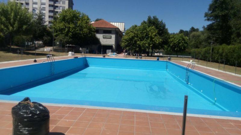 Las piscinas de Barbadás abren el 1 de julio