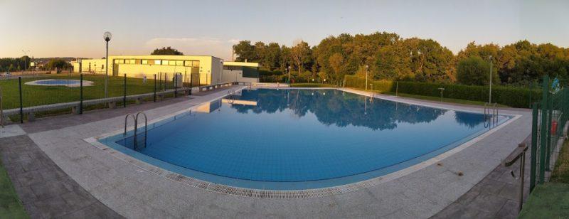 San Cibrao das Viñas abrirá sus piscinas el 1 de julio