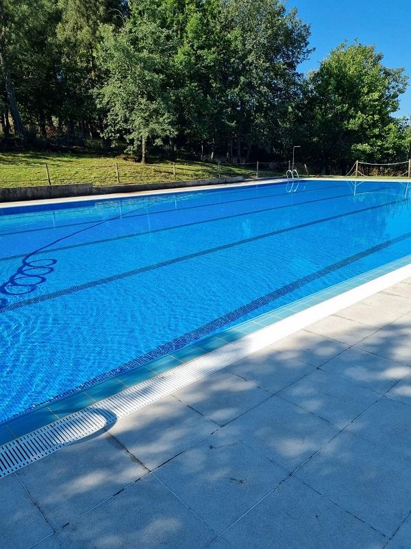 Taboadela abre sus piscinas en 2021