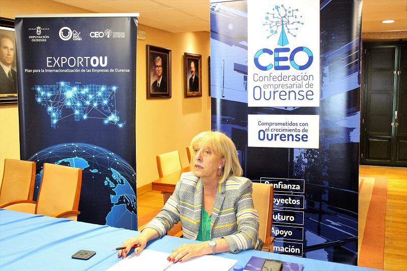 La CEO presentó las ayudas a la energía fotovoltaica