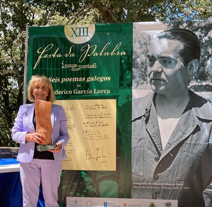 Premio Insua dos Poetas para Marisol Nóvoa