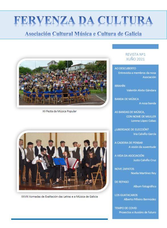 Nueva revista cultural en Ourense