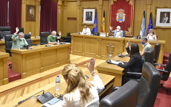 Más de 750.000 euros en ayudas sociales y de cooperación