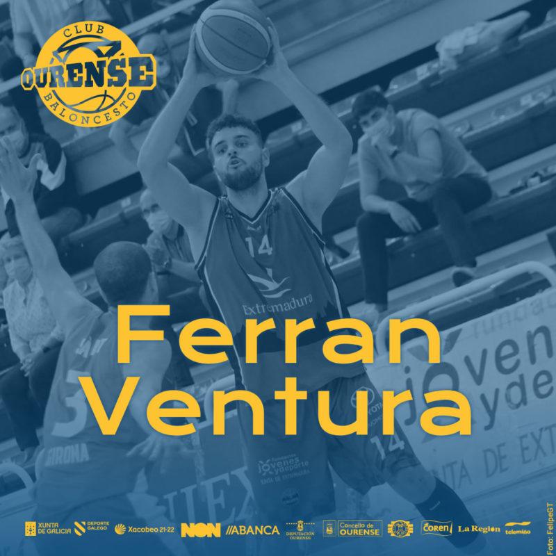 Ferran Ventura llega al COB