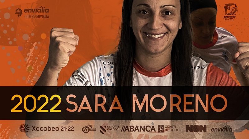 Sara Moreno seguirá un año más