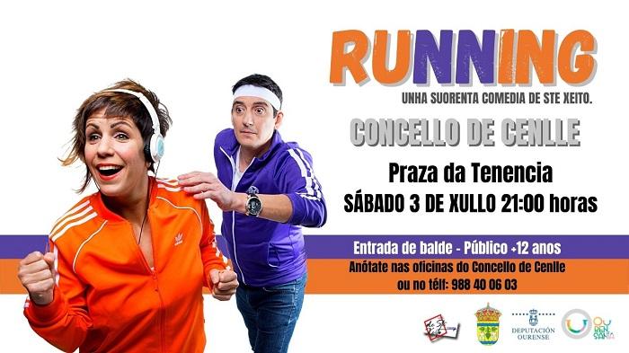 ¿Te apuntas al Running en Cenlle?