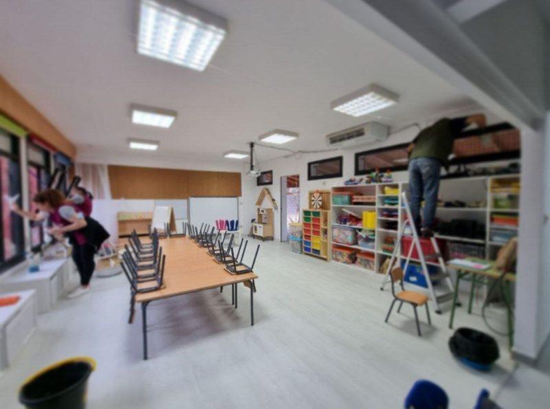 Más alumnado, espacio y servicios en Ribadavia