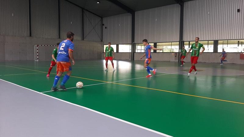 Final de infarto y victoria para el Sala Ourense