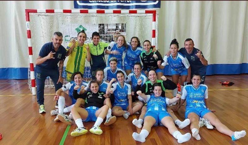 El Cidade As Burgas accede a semifinales