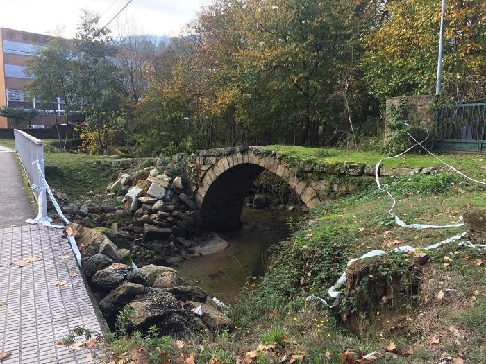 Reclaman urxencia para a reforma da Ponte da Veronza