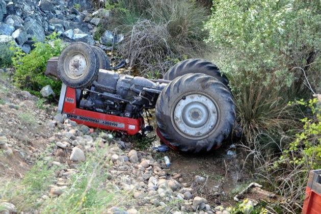Nuevo fallecido por accidente de tractor